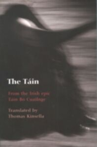 Ebook in inglese Tain: From the Irish epic Tain Bo Cuailnge -, -