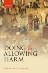 Doing and Allowing Harm