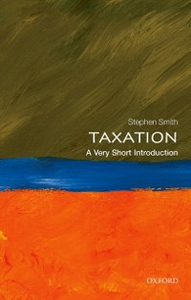 Ebook in inglese Taxation: A Very Short Introduction Smith, Stephen