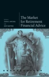 Market for Retirement Financial Advice