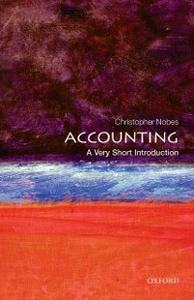 Ebook in inglese Accounting: A Very Short Introduction Nobes, Christopher