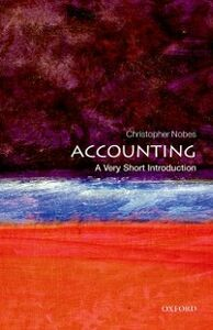 Foto Cover di Accounting: A Very Short Introduction, Ebook inglese di Christopher Nobes, edito da OUP Oxford