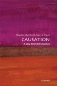 Ebook in inglese Causation: A Very Short Introduction Lill Anjum, Rani , Mumford, Stephen
