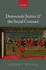Ebook in inglese Democratic Justice and the Social Contract Weale, Albert