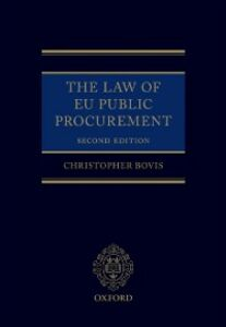Ebook in inglese Law of EU Public Procurement Bovis, Christopher