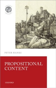 Ebook in inglese Propositional Content Hanks, Peter