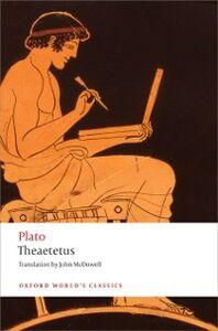 Ebook in inglese Theaetetus Plato, John