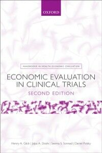 Foto Cover di Economic Evaluation in Clinical Trials, Ebook inglese di AA.VV edito da OUP Oxford