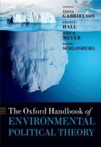 Foto Cover di Oxford Handbook of Environmental Political Theory, Ebook inglese di  edito da OUP Oxford