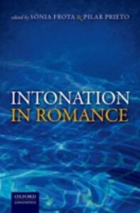 Ebook in inglese Intonation in Romance