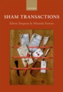 Foto Cover di Sham Transactions, Ebook inglese di  edito da OUP Oxford