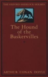 Foto Cover di Hound of the Baskervilles, Ebook inglese di Sir Arthur Conan Doyle, edito da Oxford University Press, UK