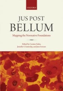 Ebook in inglese Jus Post Bellum: Mapping the Normative Foundations -, -
