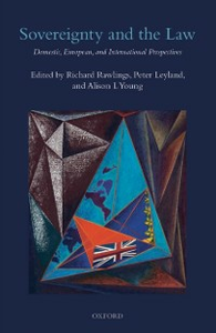 Ebook in inglese Sovereignty and the Law: Domestic, European and International Perspectives -, -