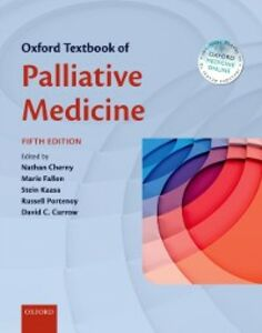 Ebook in inglese Oxford Textbook of Palliative Medicine -, -