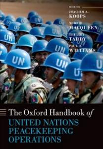 Ebook in inglese Oxford Handbook of United Nations Peacekeeping Operations -, -