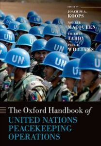 Foto Cover di Oxford Handbook of United Nations Peacekeeping Operations, Ebook inglese di  edito da OUP Oxford