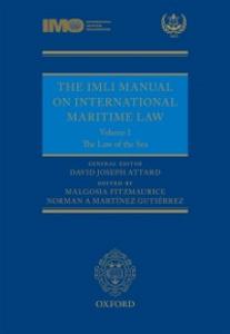 Ebook in inglese IMLI Manual on International Maritime Law: Volume I: The Law of the Sea -, -