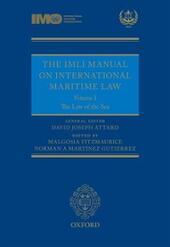 IMLI Manual on International Maritime Law: Volume I: The Law of the Sea