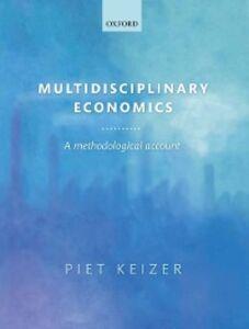 Ebook in inglese Multidisciplinary Economics: A Methodological Account Keizer, Piet
