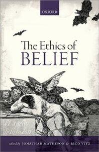 Foto Cover di Ethics of Belief, Ebook inglese di  edito da OUP Oxford