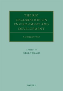 Ebook in inglese Rio Declaration on Environment and Development: A Commentary -, -