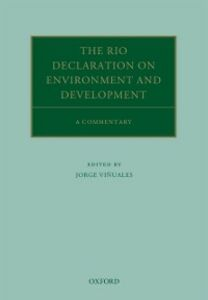 Ebook in inglese Rio Declaration on Environment and Development: A Commentary