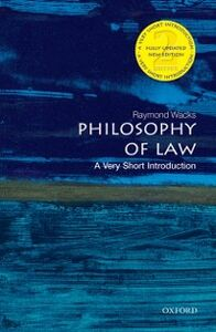 Ebook in inglese Philosophy of Law: A Very Short Introduction Wacks, Raymond