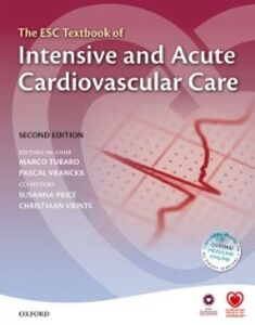 Ebook in inglese ESC Textbook of Intensive and Acute Cardiovascular Care -, -