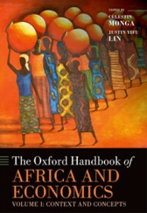 Ebook in inglese Oxford Handbook of Africa and Economics: Volume 1: Context and Concepts -, -