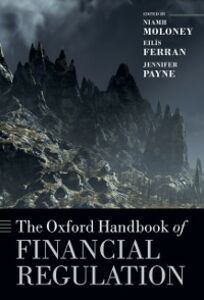 Ebook in inglese Oxford Handbook of Financial Regulation -, -