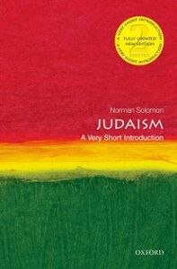 Ebook in inglese Judaism: A Very Short Introduction Solomon, Norman