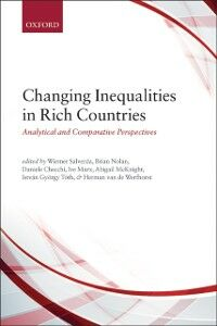 Ebook in inglese Changing Inequalities in Rich Countries: Analytical and Comparative Perspectives -, -