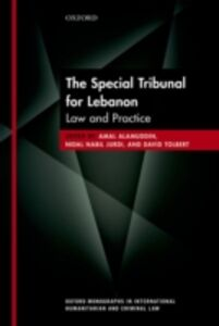 Ebook in inglese Special Tribunal for Lebanon: Law and Practice