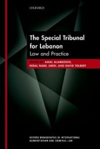 Ebook in inglese Special Tribunal for Lebanon: Law and Practice -, -
