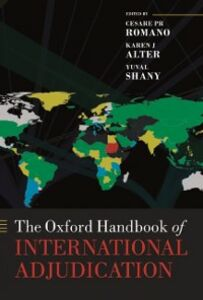 Ebook in inglese Oxford Handbook of International Adjudication