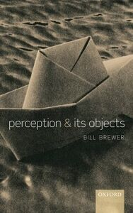 Ebook in inglese Perception and its Objects Brewer, Bill