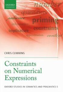 Ebook in inglese Constraints on Numerical Expressions Cummins, Chris