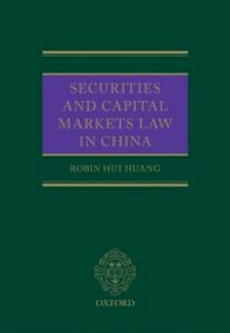 Ebook in inglese Securities and Capital Markets Law in China Huang, Robin