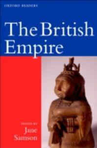 Foto Cover di British Empire, Ebook inglese di  edito da OUP Oxford