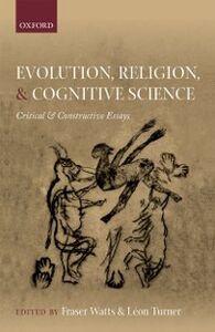 Foto Cover di Evolution, Religion, and Cognitive Science: Critical and Constructive Essays, Ebook inglese di  edito da OUP Oxford