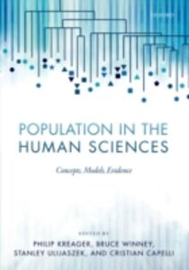 Ebook in inglese Population in the Human Sciences: Concepts, Models, Evidence -, -