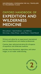 Ebook in inglese Oxford Handbook of Expedition and Wilderness Medicine Anderson, Sarah R. , Dallimore, Jon , Warrell, David , Winse, inser