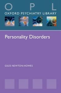 Ebook in inglese Personality Disorder Newton-Howes, Giles