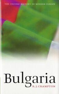 Foto Cover di Bulgaria, Ebook inglese di R.J. Crampton, edito da OUP Oxford