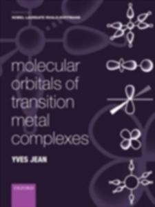 Ebook in inglese Molecular Orbitals of Transition Metal Complexes Jean, Yves