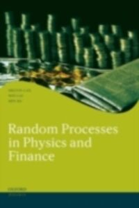 Ebook in inglese Random Processes in Physics and Finance Cai, Wei , Lax, Melvin , Xu, Min