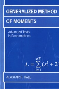 Ebook in inglese Generalized Method of Moments R, HALL ALASTAIR
