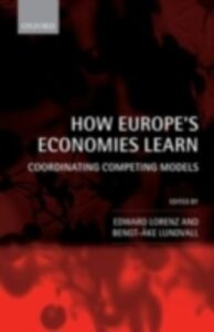 Ebook in inglese How Europe's Economies Learn: Coordinating Competing Models