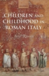 Ebook in inglese Children and Childhood in Roman Italy Rawson, Beryl